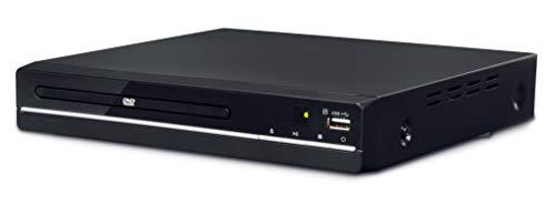 Denver DVH-7787 DVD-Player, Schwarz