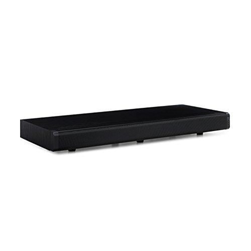 auna Stealth Bar 60 2.1 Soundbar (Bluetooth, USB-Port, HDMI, 40 Watt RMS, Optical-, AUX-Eingang, für TV-Geräte, mit Fernbedienung) schwarz