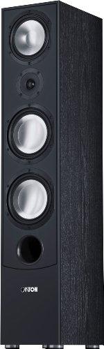 Canton GLE 490 Standlautsprecher 150/320 Watt, schwarz