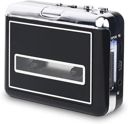Rybozen Kassettenspieler, tragbarer Walkman & Konvertieren von Kassetten auf MP3, Konverter, Software (AudioLava, evtl. Nicht in Deutscher Sprache)
