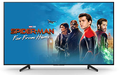Sony KD-49XG7005 Bravia 49 Zoll (123,2cm) Fernseher (Ultra HD, 4K HDR, Smart TV, USB HDD Recording) schwarz