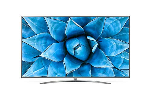 LG 75UN81006LB 189 cm (75 Zoll) UHD Fernseher (4K, 50 Hz, Smart TV) [Modelljahr 2020]