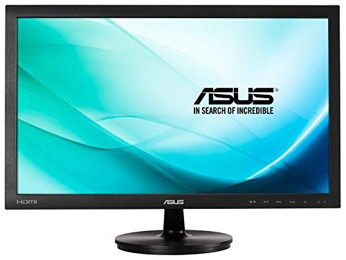 Asus VS247HR 59,9 cm (23,6 Zoll) Monitor (Full HD, VGA, DVI, HDMI, 2ms Reaktionszeit) schwarz