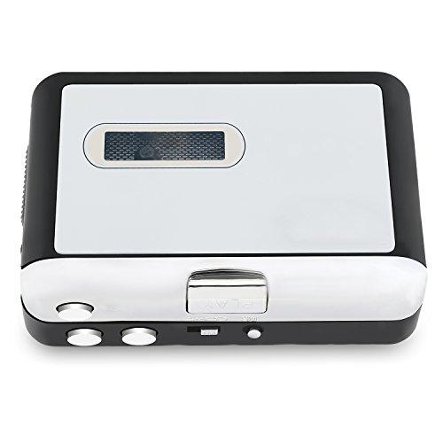 Incutex Kassette zu MP3 Konvertierer OHNE PC - Kassetten digitalisieren Konverter Version 2017