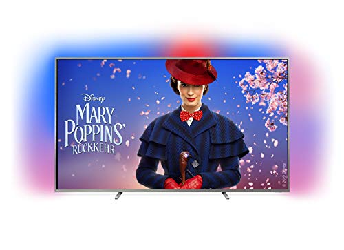 Philips Ambilight 75PUS8303/12 Fernseher 189 cm (75 Zoll) LED Smart TV (4K UHD, HDR Premium, DTS Premium Sound, Android TV, Google Assistant)