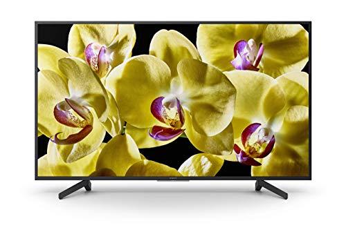 Sony KD-75XG8096 Bravia 75 Zoll (189cm) Fernseher (Ultra HD, 4K HDR, Android Smart TV, Chromecast) schwarz