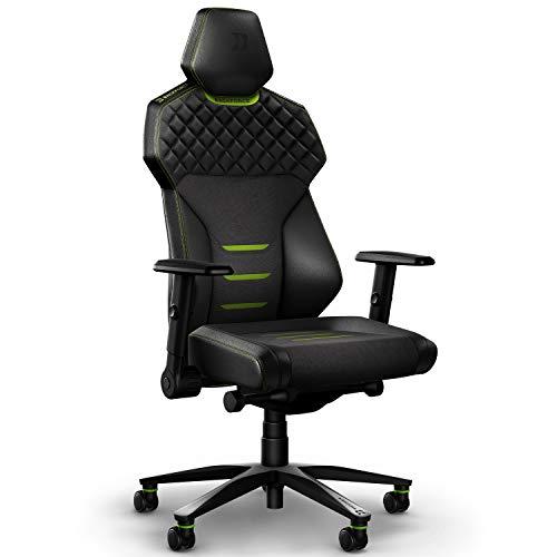 BACKFORCE One – Premium Gaming Stuhl/Schreibtischstuhl mit optimaler Ergonomie für langes Sitzen – Gaming Chair Made in Germany – Entwickelt mit E-Sports Profis für Gamer