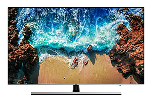 Samsung NU8009 163 cm (65 Zoll) LED Fernseher (Ultra HD, Twin Tuner, HDR Extreme, Smart TV) [Modelljahr 2018]