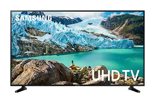 Samsung RU7099 108 cm (43 Zoll) LED Fernseher (Ultra HD, HDR, Triple Tuner, Smart TV) [Modelljahr 2019]