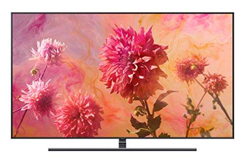 Samsung GQ55Q9FN 138 cm (55 Zoll) 4K QLED Fernseher (Q HDR 2000, Twin Tuner, Ultra Black Elite, Smart TV)