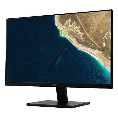 'ACER v247ybip 23.8'Full HD IPS schwarz flach Flachbildschirm-PC–Flachbildschirm von PC (60,5cm (23.8), 1920x 1080Pixel, LED, 4ms, 250cd/m², schwarz)
