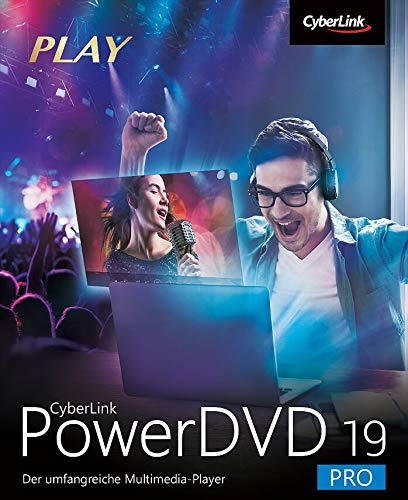 CyberLink PowerDVD 19 Pro   PC   PC Aktivierungscode per Email